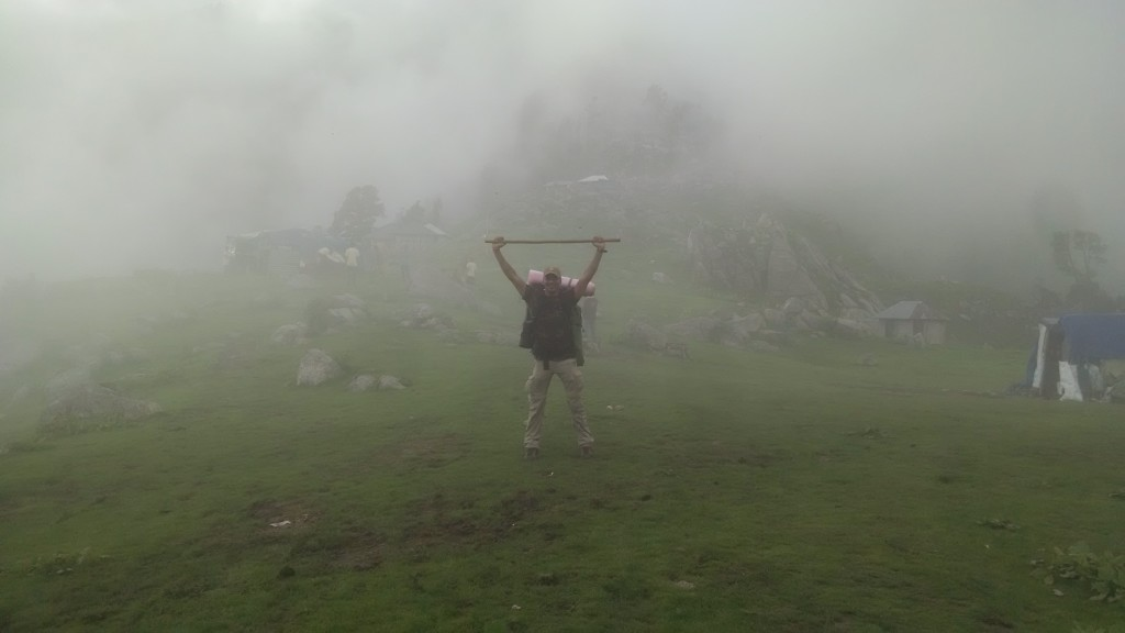 And the Indrahaar Pass trek was a success
